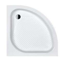 Náhled:Sanplast Sprchová vanička čtvrtkruh BP/CL, akrylát, R700